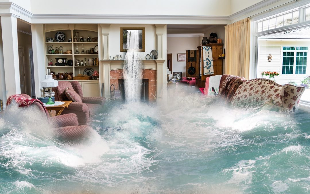 An Electrician Should Be Called After A Flood